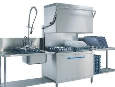 Посудомоечная машина купольная