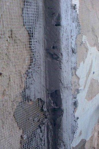 Лепоной маяк из цементного раствора