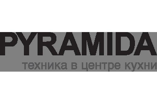 Логотип украинского бренда Pyramida