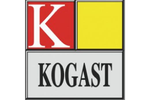 Логотип кухонных плит Kogast