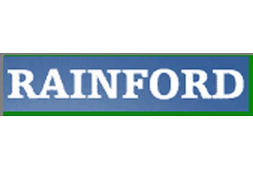 Логотип кухонных плит Rainford китайского производства
