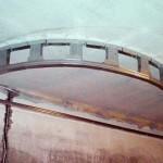 Так делают двухуровневый натяжной потолок