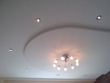 Натяжной потолок производства компании Descor