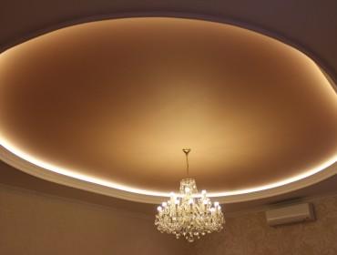 немецкий натяжной потолок