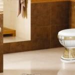Отделка плиткой и мозааикой совмещенного санузла