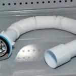 Сифон, применяемый для ванн