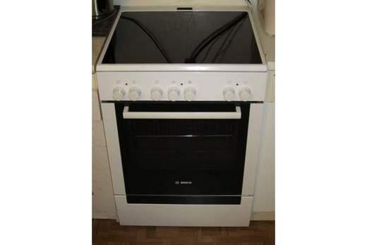 Стеклокерамическая кухонная плита