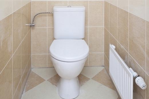 Новая туалетная комната