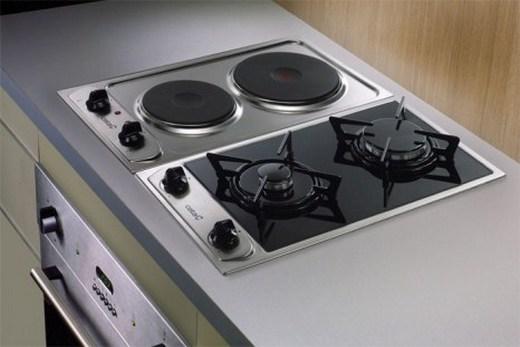 Электроплита встроеная чистка керамической плиты яндекс
