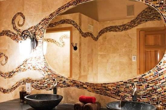 Античные мотивы в дизайне санитарно-гигиенических помещений