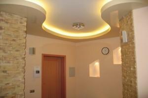 Боковую подсветку имеет боковой потолок