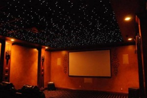Еще один вариант подсветки «Звёздное небо»