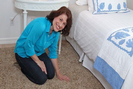 Для спальни ковролин