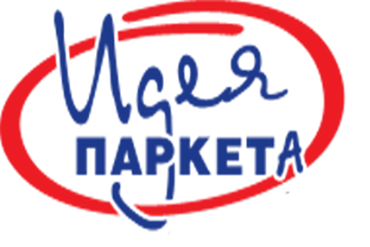 Логотип фирмы «Идея паркета»