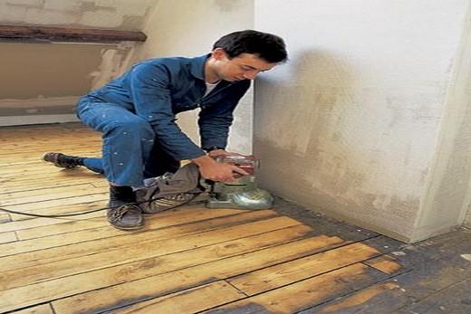 Готовим старый пол с деревянным основанием к нанесению покрытия