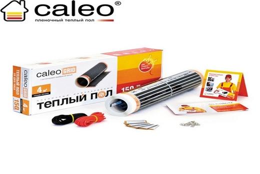 Для установки теплого инфракрасного пола Caleo комплект