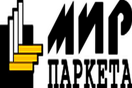 Логотип фирмы «Мир паркета»