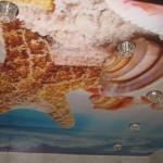 Морской тематики натяжной потолок