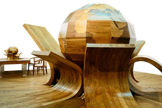 Декоративный аксессуар от фирмы «Мир паркета»
