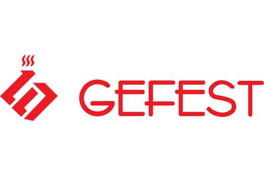 Логотип кухонных плит «Гефест»