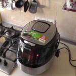 Мультиварка бренда Polaris на кухне