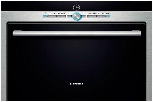 Пароварка встраиваемого типа бренда Siemens