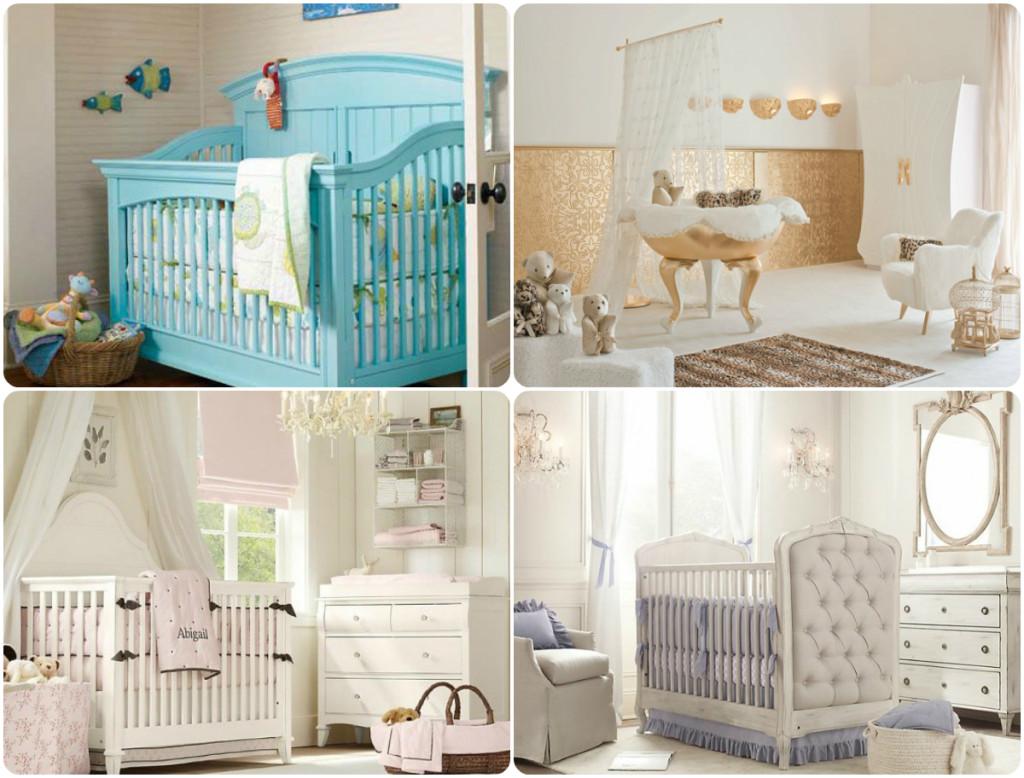Разнообразные идеи дизайна детской комнаты для мальчика младенца