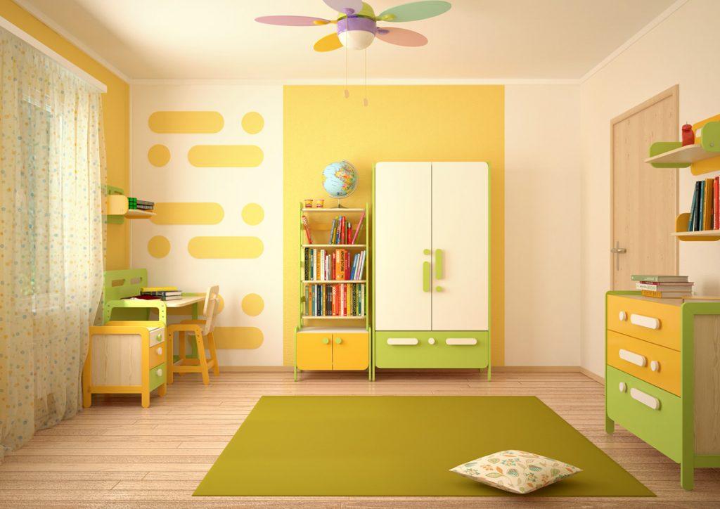 Идеи дизайна уютной детской комнаты для мальчика