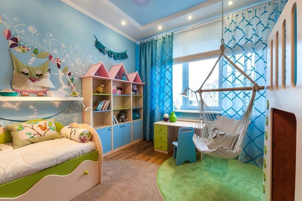 Идеи дизайна детской комнаты для маленькой принцессы