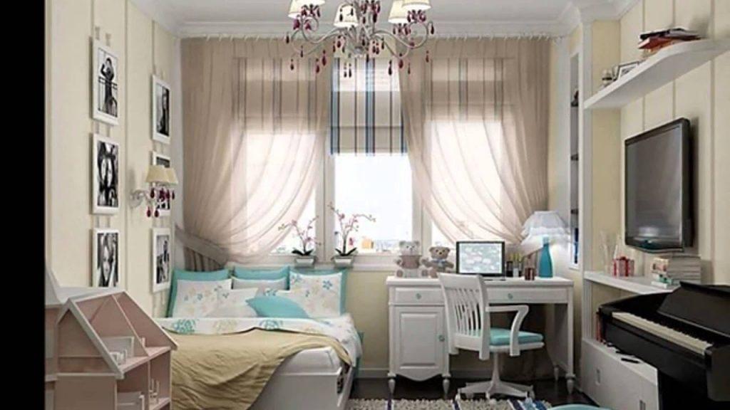 Идеи дизайна детской комнаты для девочки подростка